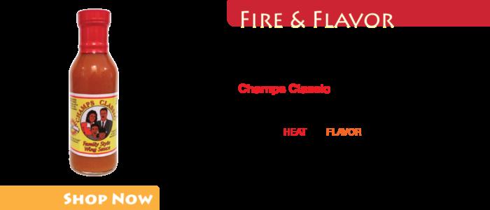 Fire & Flavor - Shop Now